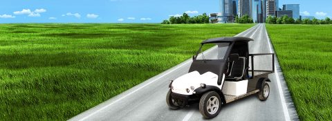 100% električna vozila za učinkovitiji urbani transport