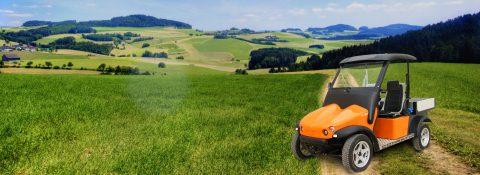 Jedno s prirodom: idealno vozilo za uporabu u poljoprivredi