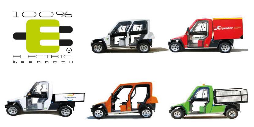 Comarth električna vozila